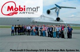 Mobi-Mat Aircraft Recovery Training