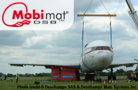 Mobi-Mat Aircraft Recovery Spreader bar