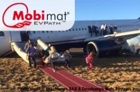 Mobi-Mat Aircraft Recovery EVPath