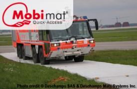 Mobi-Mat Aircraft Recovery Quick Access