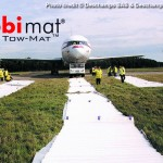 Mobi-Mat Aircraft Recovery Tow-Mat
