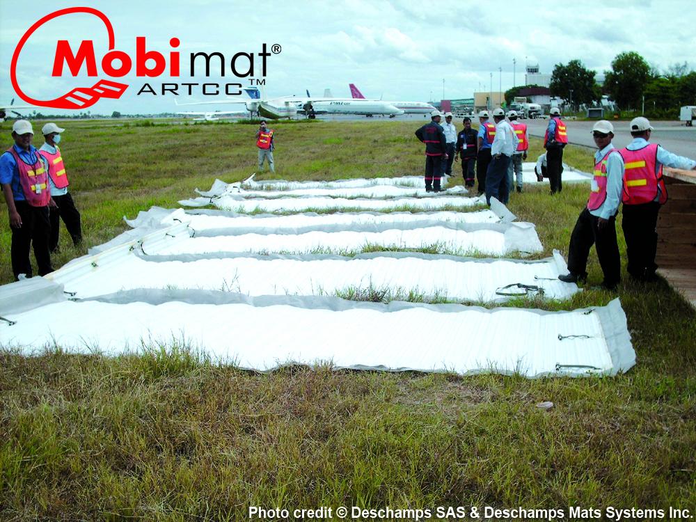 Mobi-Mat Aircraft Recovery Training