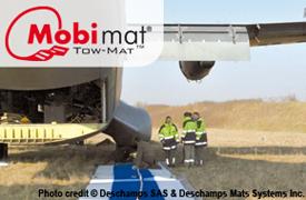 Mobi-Mat Aircraft Recovery Tow Mat